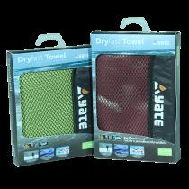 Zvětšit fotografii - Yate rychleschnoucí ručník L zelený