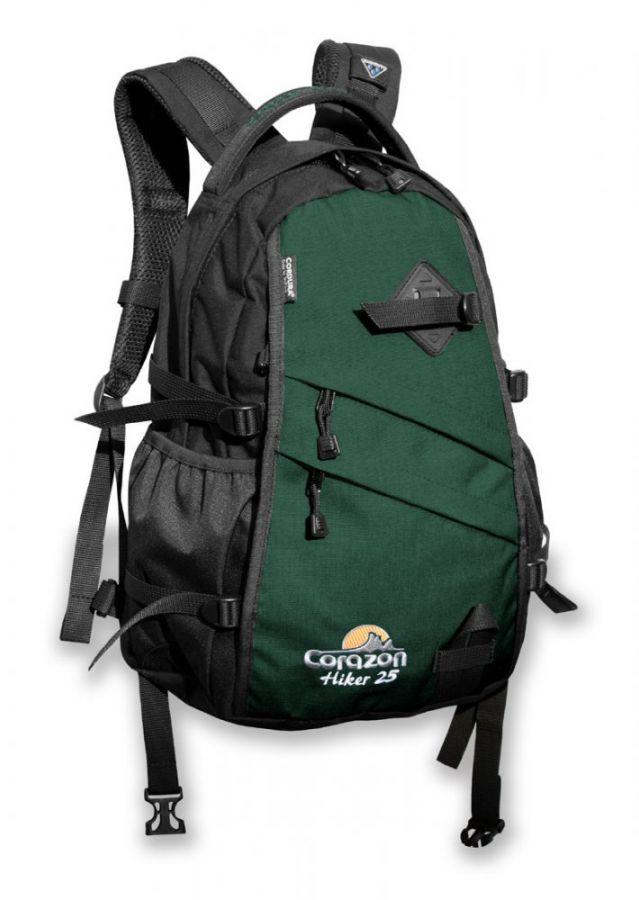 Batoh Corazon Hiker 25 Tmavě zelený