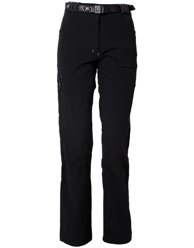 Dámské kalhoty Warmpeace Akima Lady černé