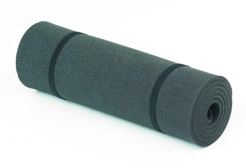 Yate karimatka Eva Comfort černá+gumičky 14 mm