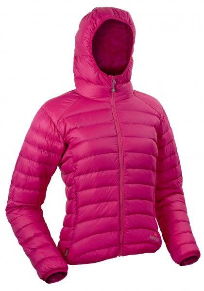 Warmpeace Vikina lady azalee dámská péřová bunda