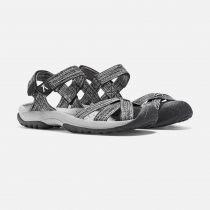 KEEN Bali Strap W Neutral gray / Black Dámský sandál