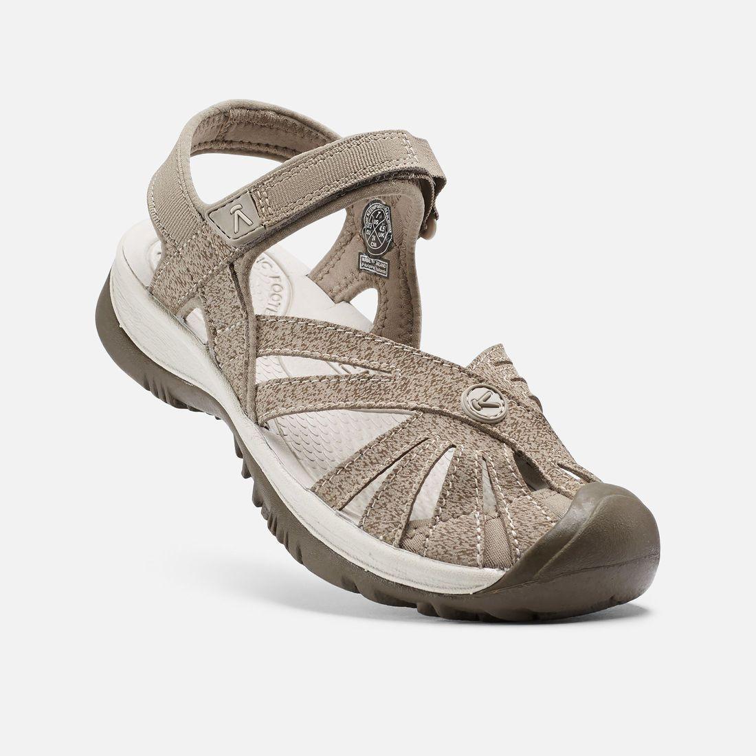 KEEN Rose Sandal W Brindle / Shitake Dámský sandál