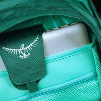 Osprey Fairview 40 Misty Grey dámské zavazadlo na pracovní cesty
