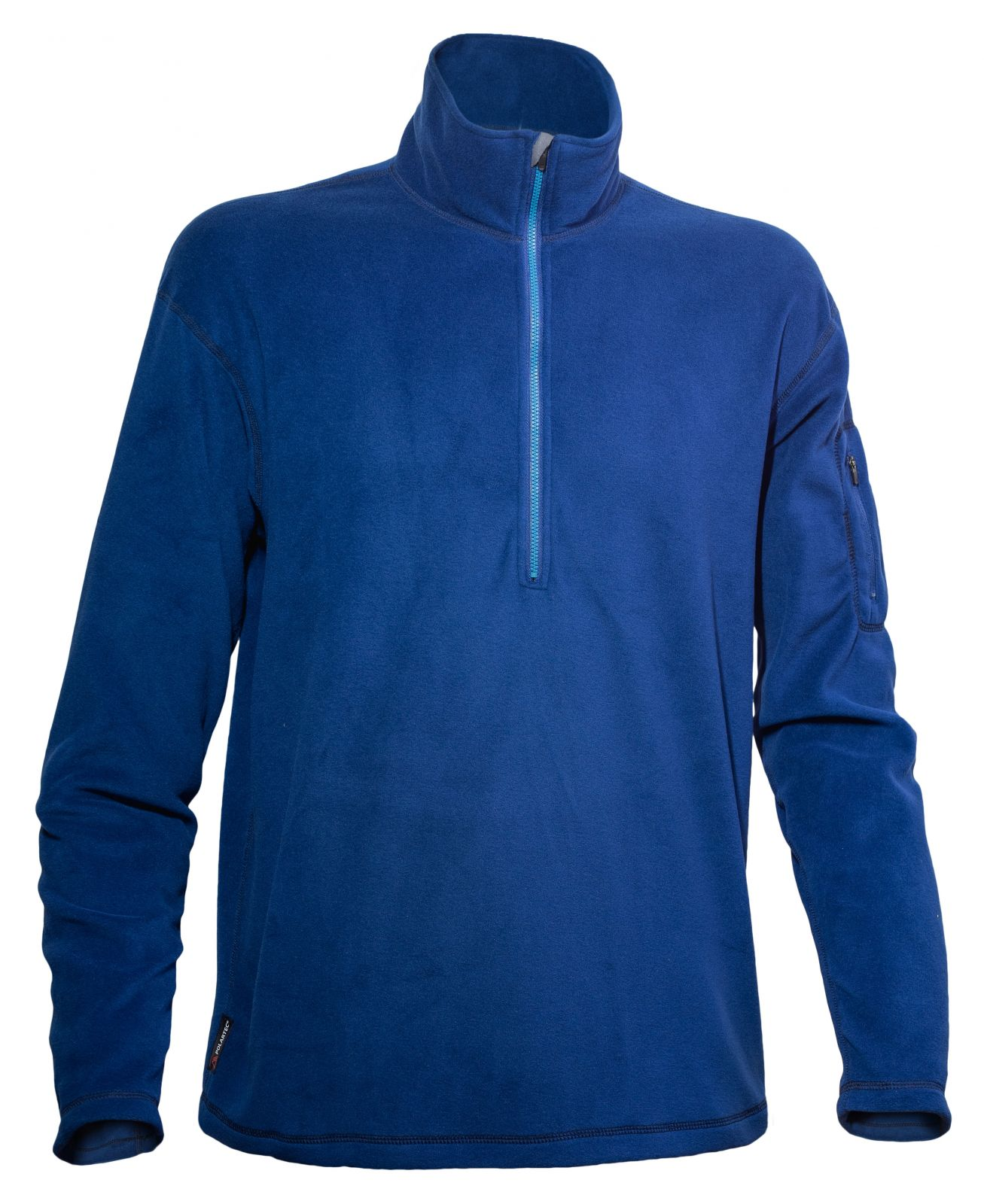 Warmpeace Boreas nautical mikina z Polartec Micro