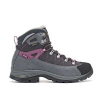 Asolo Finder GV ML grey / gunmetal / grapeade dámská treková bota