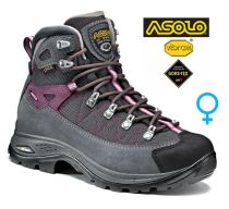 Asolo Finder GV ML grey / gunmetal / grapeade