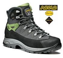 Asolo Finder GV MM black / gunmetal / english ivy