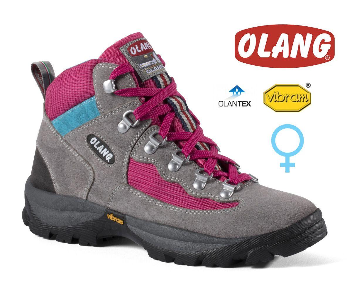 Olang Gottardo Strada dámská středně vysoká treková bota