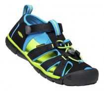 KEEN Seacamp ll CNX Black / Brilliant Blue