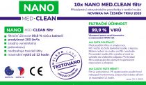 Nano Medical 10x NANO MED.CLEAN filtr Triola