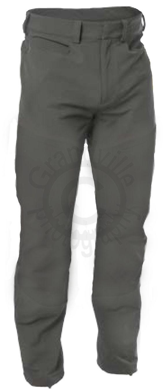 Warmpeace Core carbon / carbon pánské kalhoty