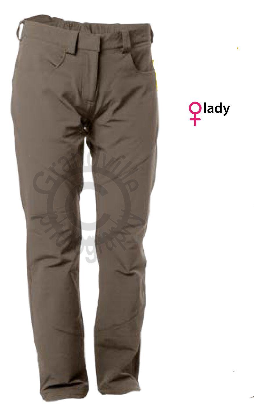 Warmpeace Flea lady sand/sand dámské kalhoty