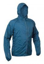 Warmpeace Forte moroccan blue ultralehká bunda celopropínací Unisex