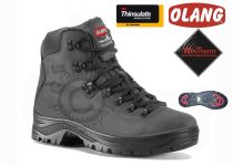 Olang Alabama OC System Nero  zimní zateplená obuv | 39, 40, 41, 42, 43, 44, 45