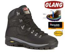 Olang Alabama Thinsulate Nero zimní zateplená obuv | 39, 40, 41, 42, 43, 44, 45