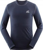 Hannah Cottonet M14 tričko dlouhý rukáv infinity/cloudburst