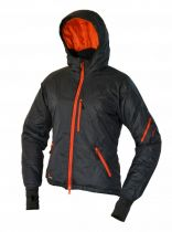 Warmpeace Calgary Lady Primaloft antracit/redwood