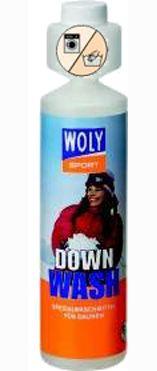 Woly Sport Down Wash praní péřového oblečení 250ml