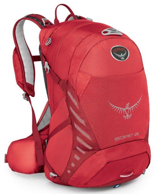 batoh OSPREY Escapist 25 cayenne red