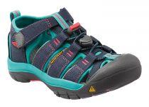 Dětský sandál KEEN Newport H2 Junior Midnight Navy / Baltic