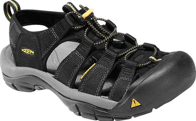 Lehké sandály KEEN Newport H2 Men Black