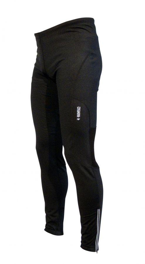 Pánské elastické kalhoty Warmpeace Joggman black