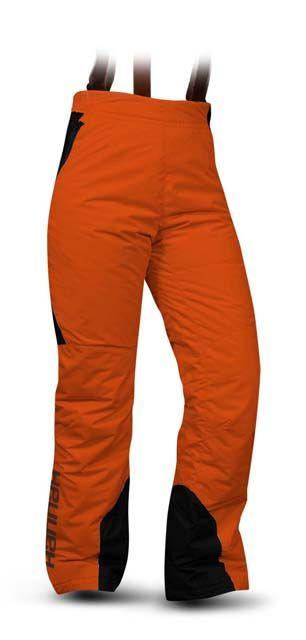 HANNAH GLEN II reflector/anthracite Dámské lyžařské kalhoty