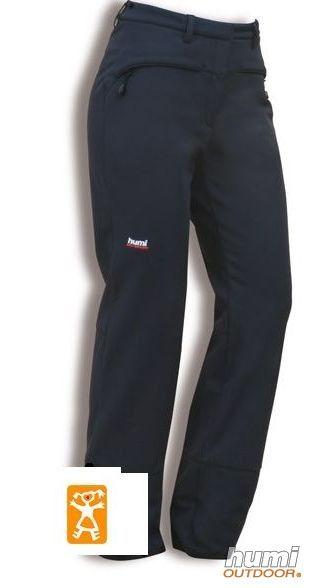 kalhoty HUMI ALCAZAR šedé