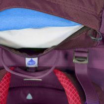 Osprey Kyte 46 Grey Orchid dámský batoh