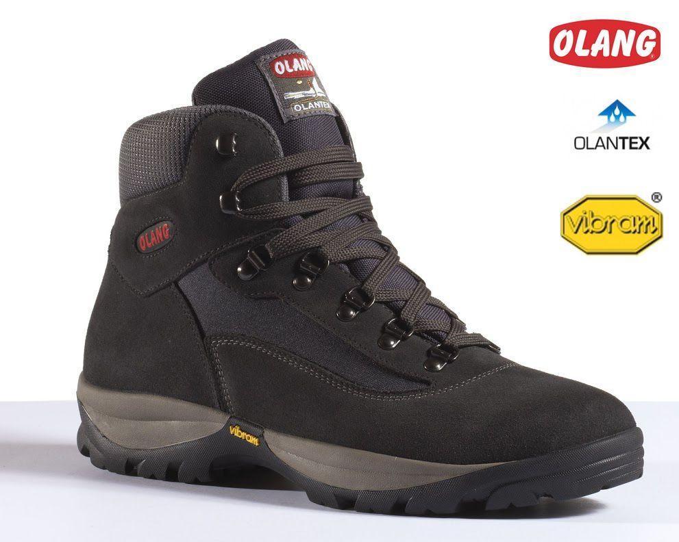 Treková obuv Olang Cortina Vibram Pelmo Antracite
