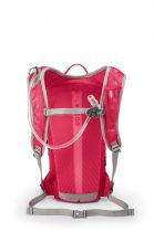 OSPREY Verve 9 Raven Black dámský cyklistický batoh s 2,5l vodním rezervoárem