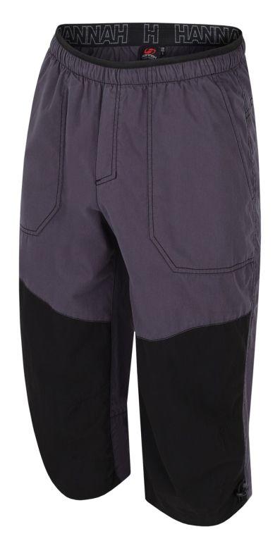 Hannah Hug 3/4 Graphite/Stretch limo Pánské tříčtvrteční kalhoty