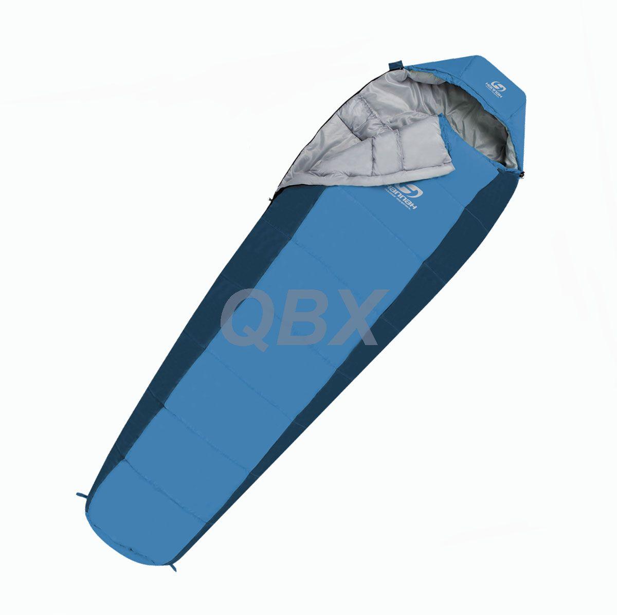 Hannah Shaft 300 Moroccan blue /Blue jewel 195 Spací pytel
