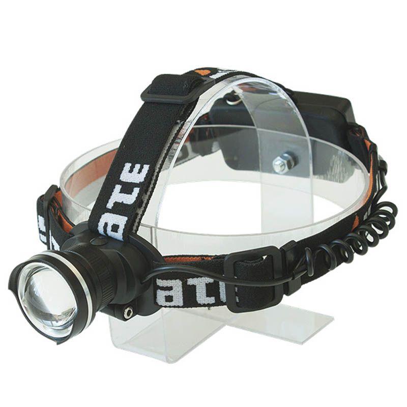 Yate Puma 6W Cree čelová svítilna