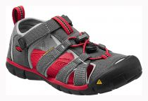 KEEN Seacamp II CNX Junior Magnet / Racing Red
