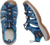 KEEN Whisper W Midnight Navy / French Blue dámský sandál