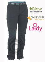Warmpeace Comet Lady Black Dámské lehké kalhoty