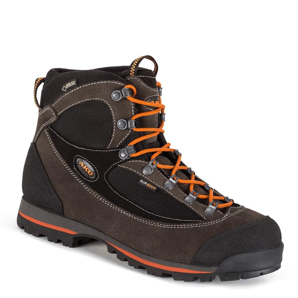 AKU Trekker Lite II GTX Anthracite / Orange Treková obuv