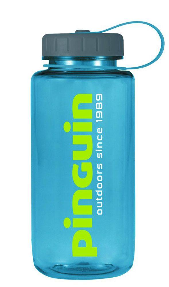 Pinguin Tritan Fat Bottle 1l Blue láhev