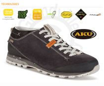 AKU Bellamont Suede GTX Dark grey-White
