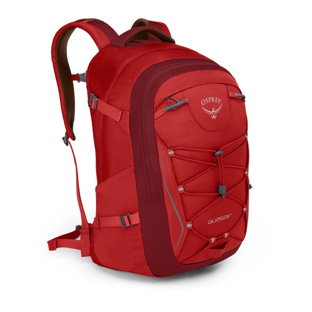 Osprey Quasar 28 Robust Red batoh