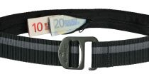 Warmpeace Money Belt  iron / grey