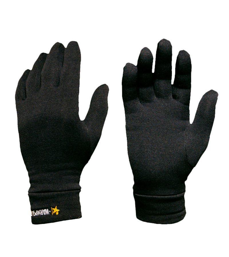 Warmpeace Polartec Powerstretch rukavice black