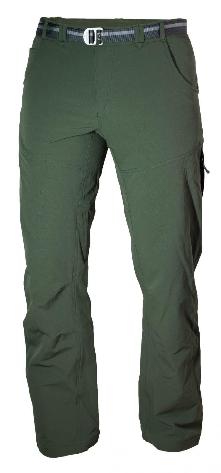 Warmpeace Torg II avocado kalhoty pánské